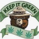 Profile picture of smokeydabear